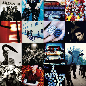 Achtung Baby cover